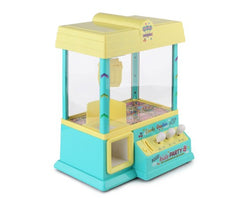 Kids Carnival Claw Machine by Keezi - Yellow