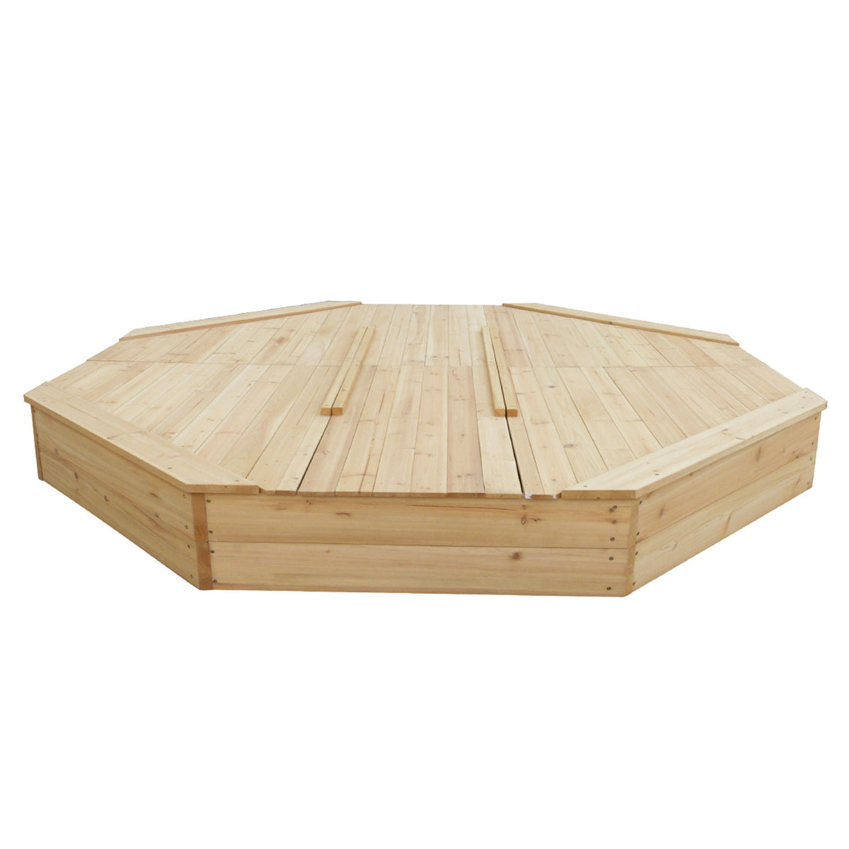Lifespan Kids Large Octagonal Sandpit with Cover