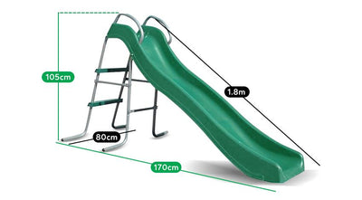 Lifespan Kids Slippery Slide 3 - Green Slide