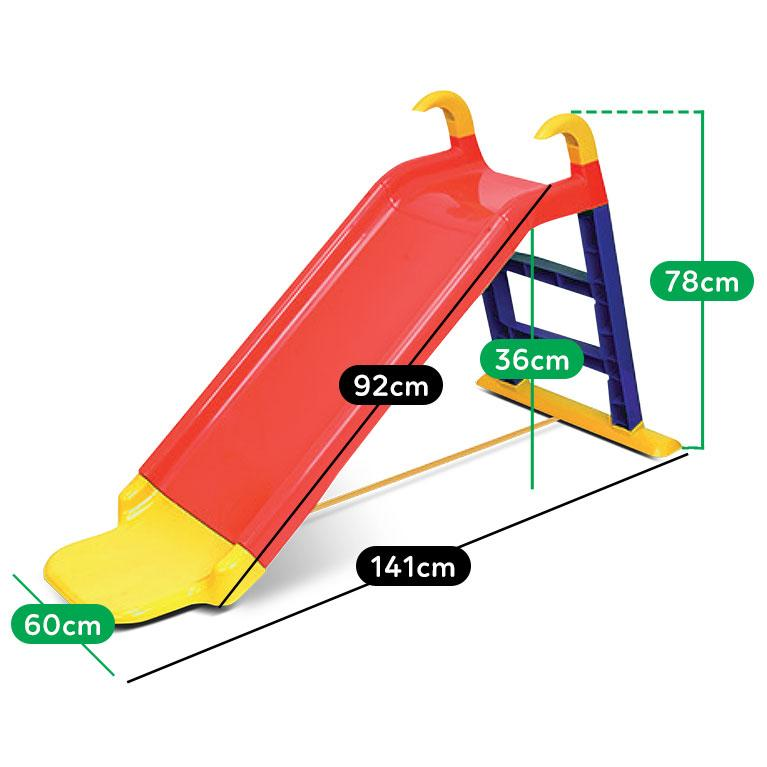 Starplast Slide with Ladder and Extension