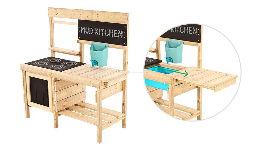 TP Toys Muddy Madness Kitchen