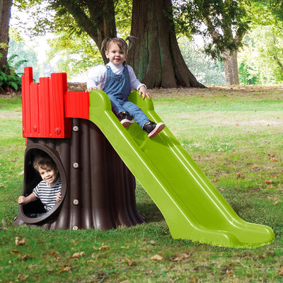 Starplast Tree House Shaped and Slide