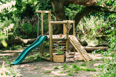 Discovery Woodland Treehouse by Plum Play