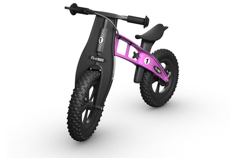 Image of FirstBIKE FAT Cross WITH BRAKE PINK