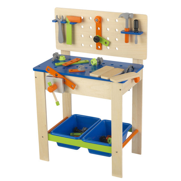 Deluxe Workbench with Tools by KidKraft