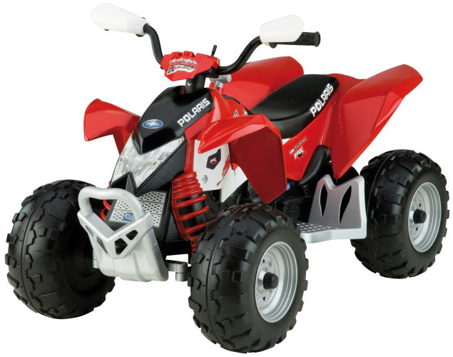 Peg Perego Polaris Outlaw Red Quad Bike 12V