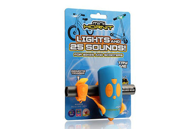 Mini Hornet Light/Horn - Blue