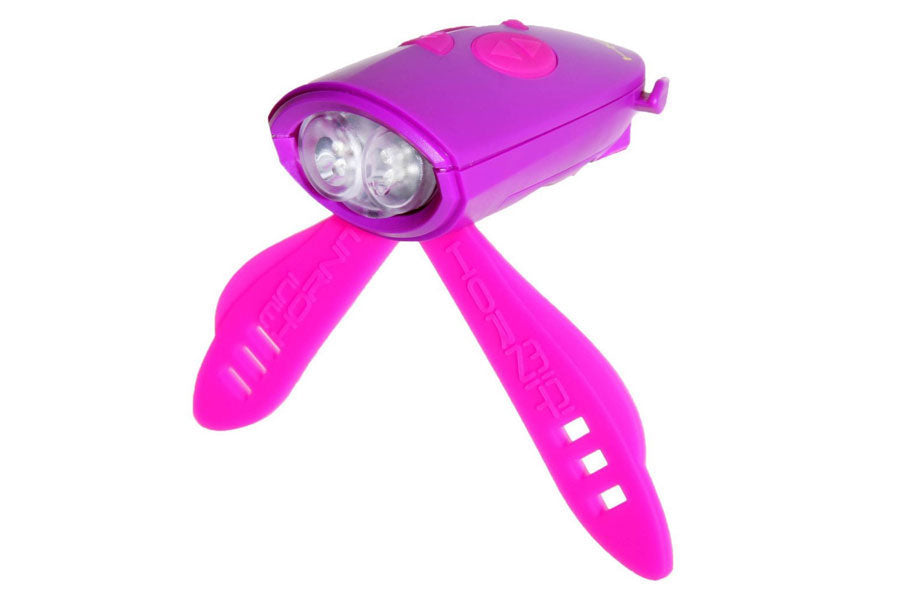 Mini Hornet Light/Horn - Purple