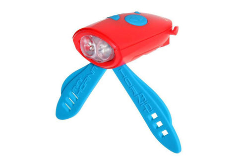 Mini Hornet Light/Horn - Red