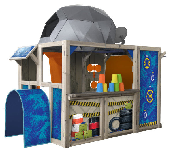 Nerf Geo Strike Headquarters by Kidkraft