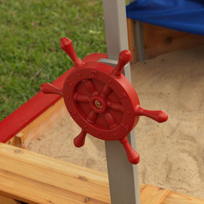 Pirate Sandbox by Kidkraft