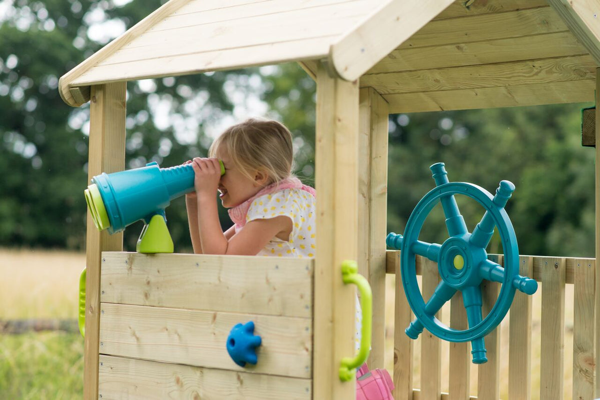 Lookout Tower Colour Pop Play Centre by Plum Play