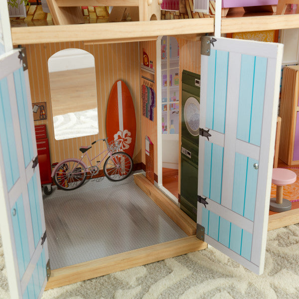 Grand View Mansion Dollhouse with EZ Kraft Assembly™ by KidKraft