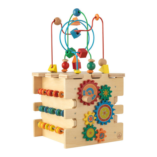 Deluxe Activity Cube by KidKraft