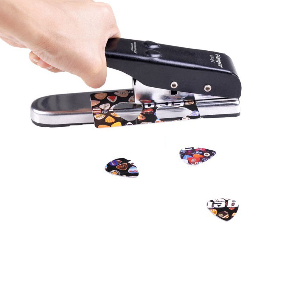 Guitar Pick Maker - Great Guitar Gifts