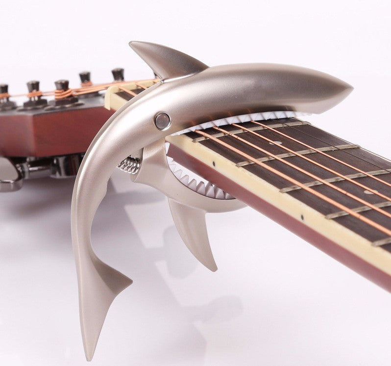 Shark Capo - Great Guitar Gifts