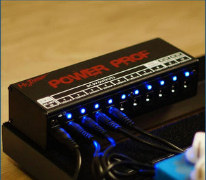 10 Pedal Power Supply - Great Guitar Gifts
