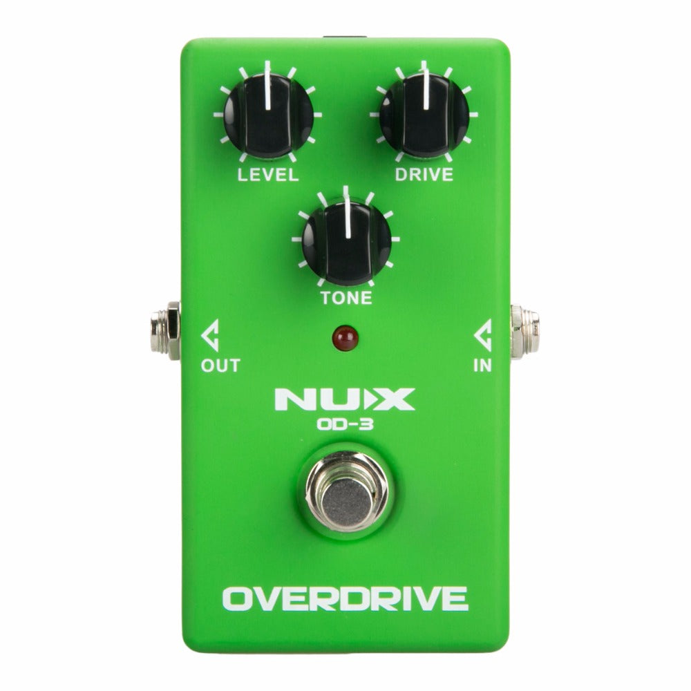 NUX OD-3 Overdrive Pedal - Great Guitar Gifts