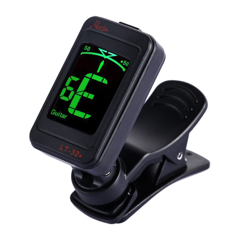 Clip-on Digital Guitar Tuner - Great Guitar Gifts