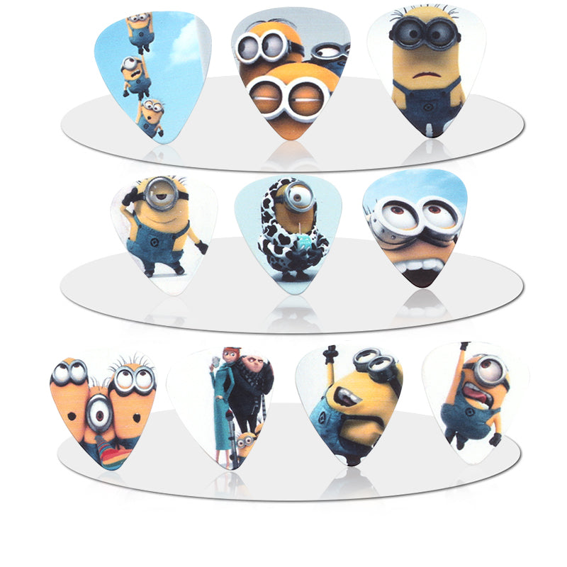50 Minion Picks - Great Guitar Gifts