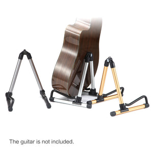 Universal Foldable Guitar Stand - Great Guitar Gifts