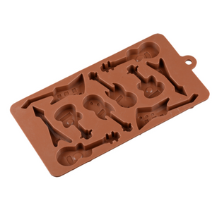 Silicone Guitar Tray Mould - Great Guitar Gifts