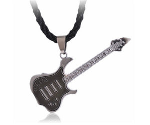 Rock Guitar Necklace - Great Guitar Gifts