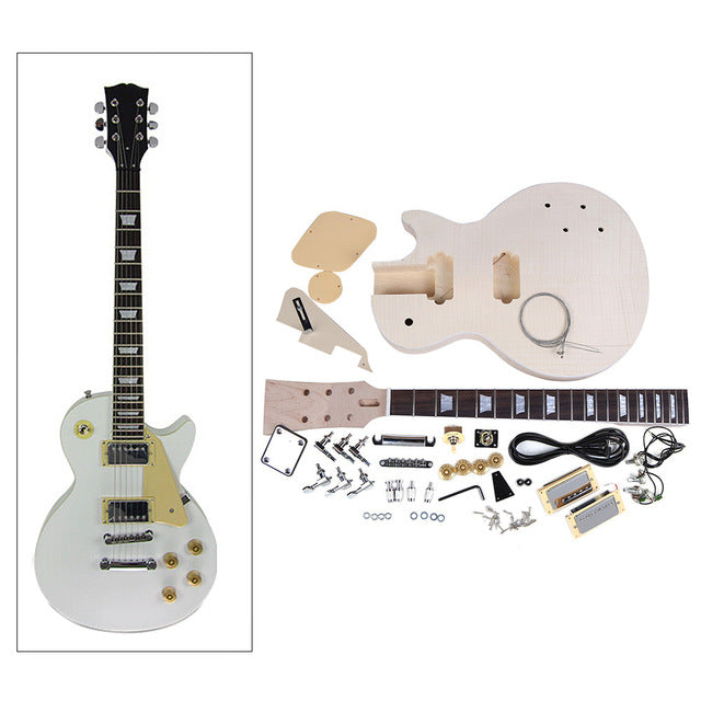 Electric Guitar DIY Kit - Great Guitar Gifts
