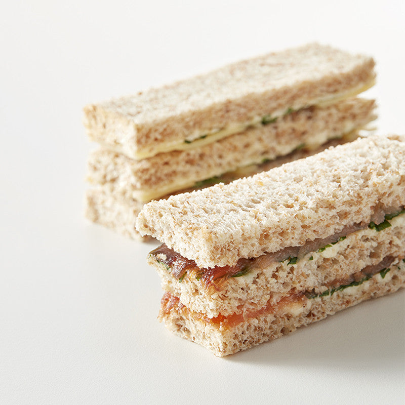 Mini Club sandwich saumon
