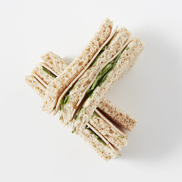 Mini Club sandwich jambon