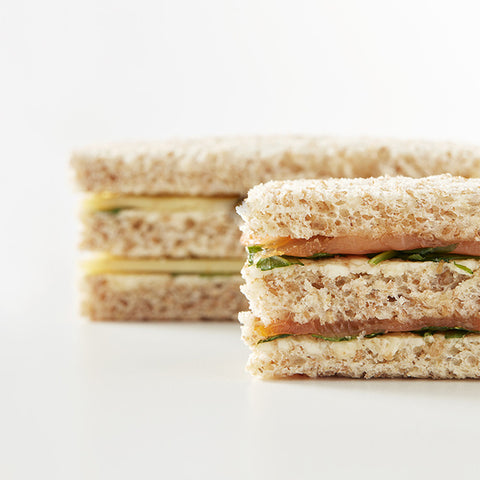 Mini club sandwich fromage