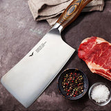 Meat Chopping and Cleaver Set