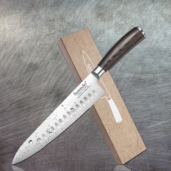 "Professional 8.5"" German Chef Steel"