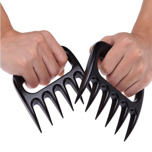 Pair of Meat Shredding Claws