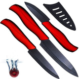 Professional 3 Parts Ceramic Chef Set