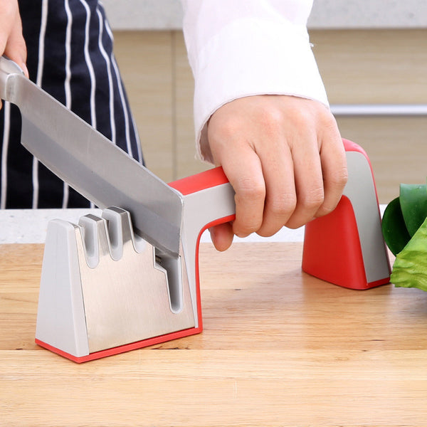 Super Grip 4 in 1 Kitchen Sharpener