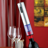 Electric Push Button Corkscrew