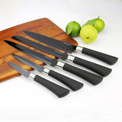 Home Chef Stainless Steel 5pcs Kitchen Set