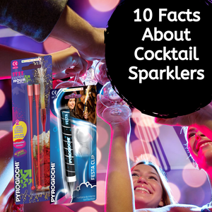 10 Facts About Cocktail Sparklers
