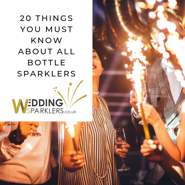 20 Things You Must Know About All Bottle Sparklers