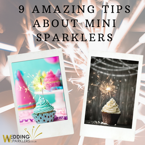 9 Amazing Tips About Mini Sparklers