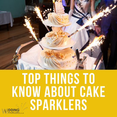 Top Things To Know About Cake Sparklers