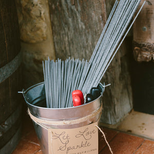 Wedding Sparkler Buckets