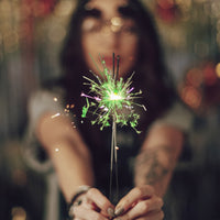 Coloured Sparklers
