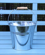 Bucket - Set Of 1 - Wedding Sparkler Bucket 16 Cm (Zinc)