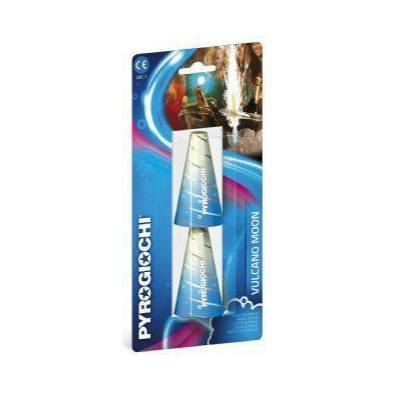 Volcano Moon Ice Fountain Indoor Use (PACK OF 2)