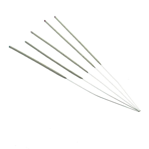 "Sparklers - Pack Of 5 Benwell - 10"" Inch Coloured Regular Sparklers"