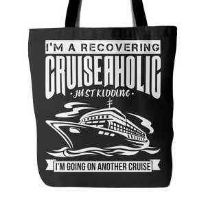 Cruise Lovers Exclusive Cruising Forecast Beach Bag
