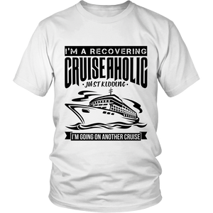 Cruise Lovers Cruise-a-holic Exclusive Shirt
