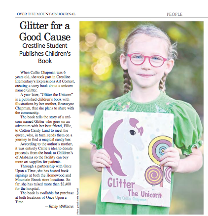 Glitter for a Cause